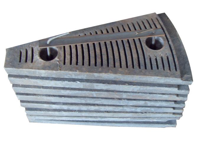 立式磨机衬板